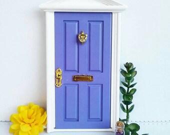 Handcrafted Fairy Doors