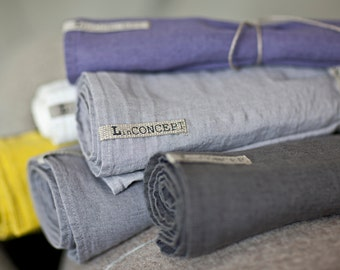 LINEN TOWEL Linen kitchen towel stone washed and softened from modern collection. Made by LinCONCEPT