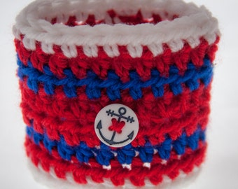 Patriotic Can Cozy