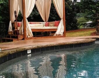 outdoors- cabana luxurious