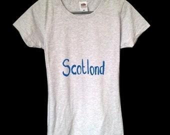 Scotlond T shirt - Women's T Shirt