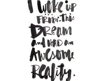 Awesome Reality