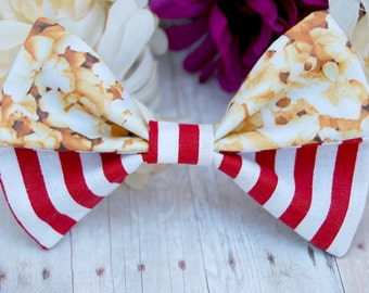 Movie Popcorn Bow