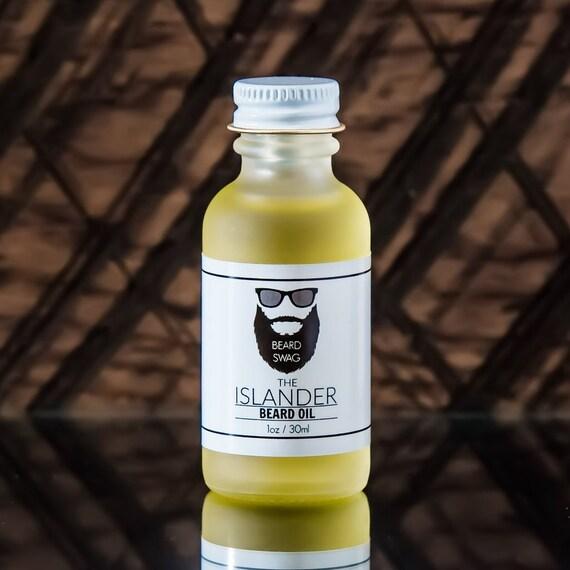 The Islander Beard Oil By Beard Swag
