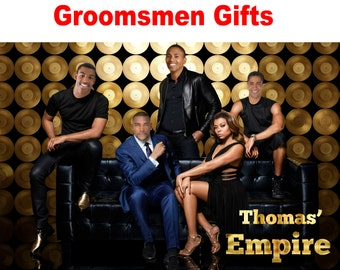 One customizable fun pictures for the groomsman