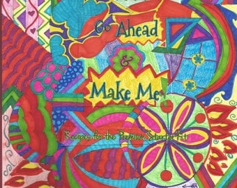 Go Ahead and Make Me - Essential Oil Recipe Book >>Digital Download<<