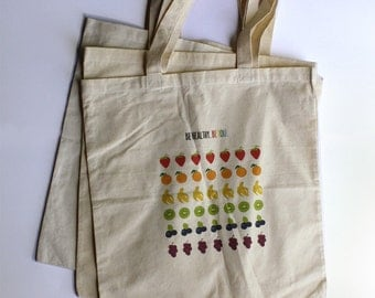 Be Healthy Be You tote bag