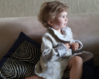 "children's coat ""Princess"""