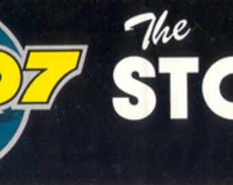 Rolling Stones Promo Sticker