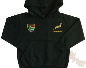 Springbok Children's Hoodie