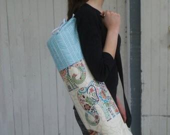 Elephant Two-Tone Bag