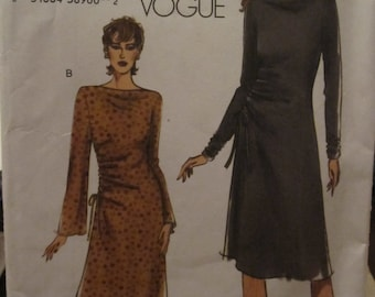 VOGUE V7960 dress pattern for women