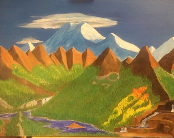 Mountain Valleys