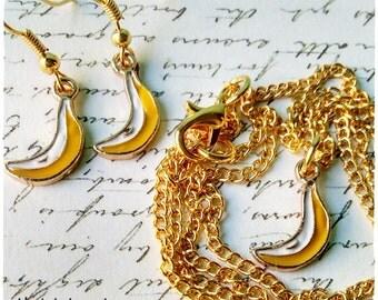 Banana Girl Jewelry Set