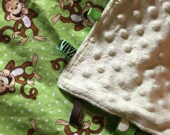 Large Baby blanket with Tags