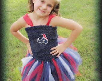 Texans tutu dress