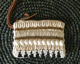Dhaval Shell Purse