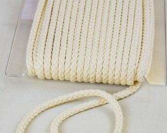 8 mm beige cord