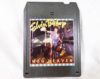 Elvin Bishop--Hog Heaven- 8 Track Tape 1978 Tested