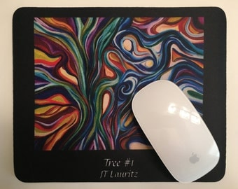 Mouse pad TREE #1 mousepad