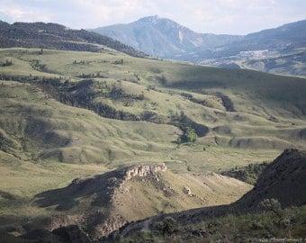 Moutanious Mountains