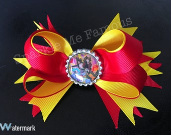 Disney's inspired Shake It Up Hairbow