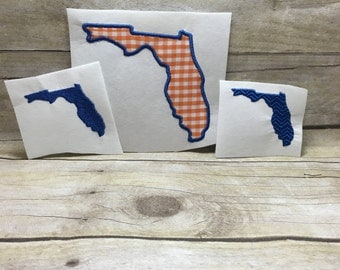 Florida Embroidery Design Package Deal, Florida Embroidery Package Deal