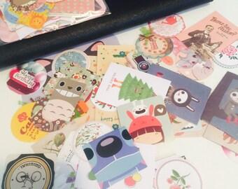 Random sticker packs!