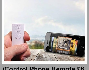 Mobile phone remote control Delivery to UK only