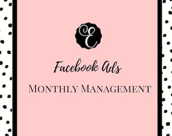 Facebook Ads Management - Social Media Graphics