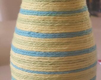 Multi- Color Bright Vase