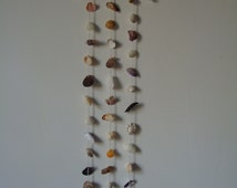 Italian shell mobile-sea shells mobile-wind chimes-wind chimes-scacciaspiriti-conchigliera-# 063