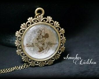 "Necklace ""Minnie"""