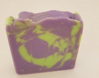 Lavender & Peppermint Handmade Soap