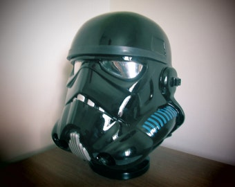 Star Wars Storm Trooper Shadow Trooper 1:1 wearable display helmet