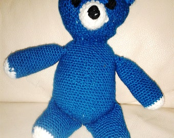 Blue the Bear