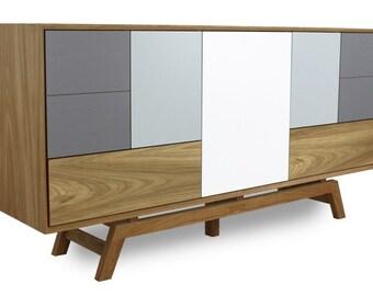 Sloane Oak Sideboard