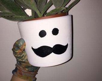 """Mustache Man """"Fronz"""""""