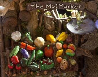 Mini Fruits and Veggies