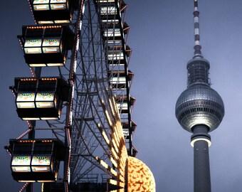 Dark Slate Blue Berlin