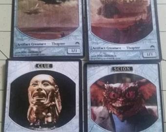 custom magic the gathering tokens