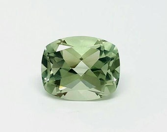 5.05cts GREEN PRASIOLITE GEMSTONE