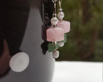 Uptown girl earrings
