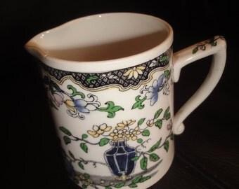 miltons victorian milk jug size 9cm