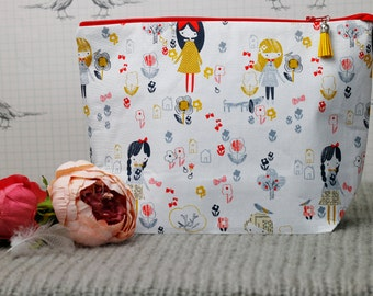 Mori Girls small project bag