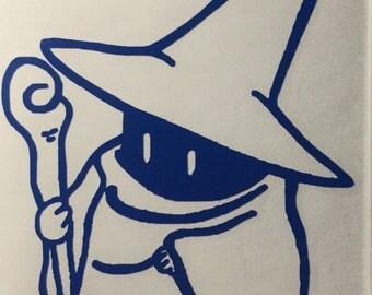 Final Fantasy: Black Mage Decal