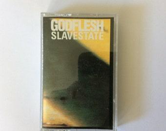 GODFLESH - SLAVESTATE cassette (Earache)