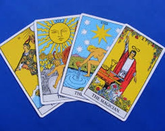 Self-Discovery Tarot Reading - Direct PDF sent to your email within 24HRS