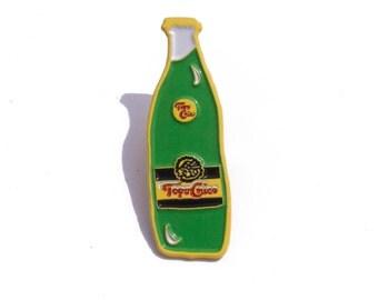 Topo Chico Mineral Water Pin
