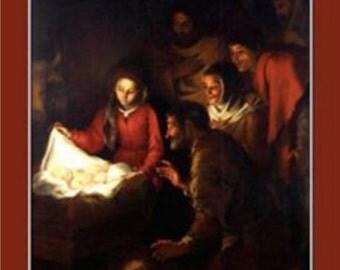 Murillo Christmas Cards